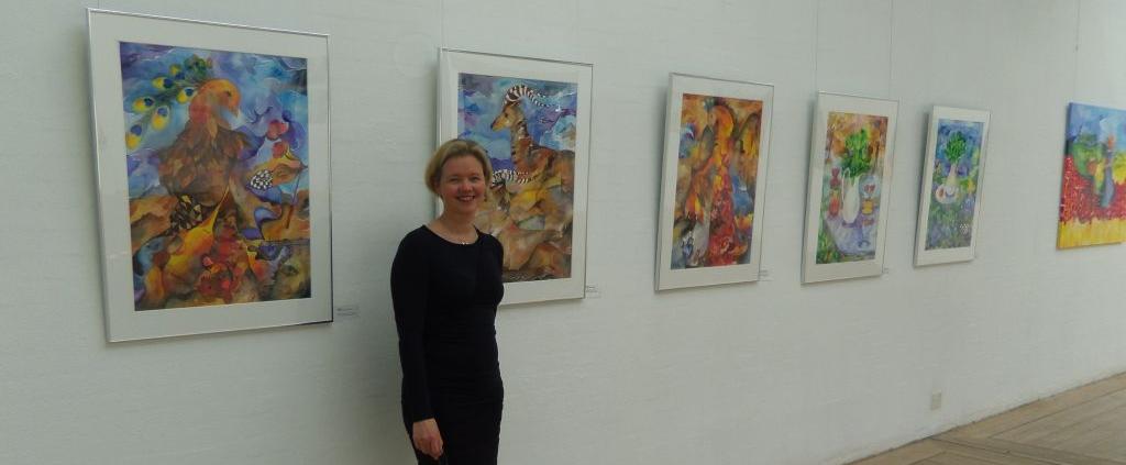 Galleri Atelier og kunst