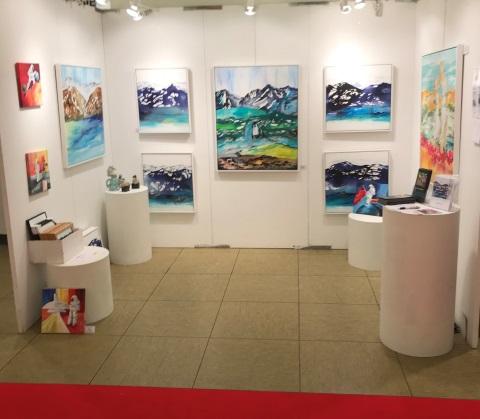 Kunstmesse i nordjælland