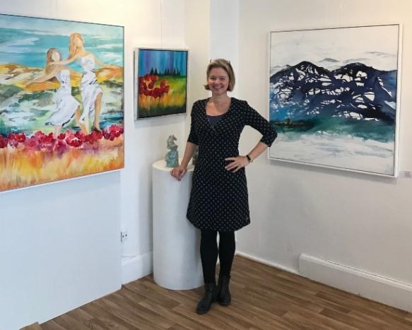 Kunstner Mette Hansgaard