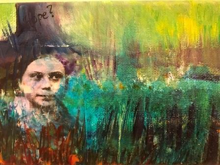 Danish artist Mette Hansgaard