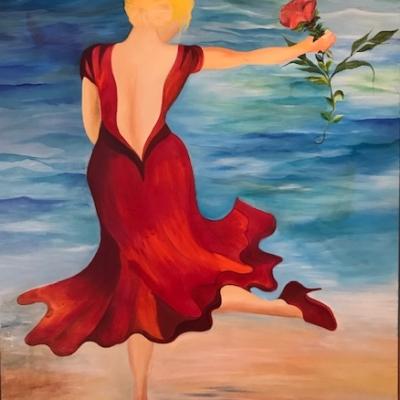 tango-malerier-kunst-natten-er-ung - udlånt på prøve