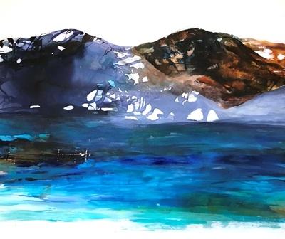 Maleri online moderne kunst