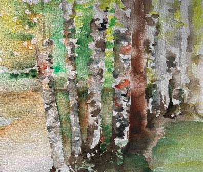 online kursus-akvarel