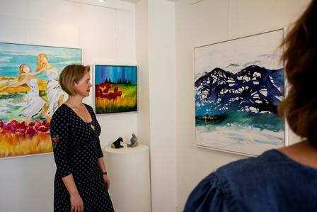 kunst til virksomheder Galleri Hansgaard