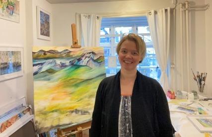 Artikler om dansk kunst