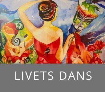 Malerier med flamencodansere online