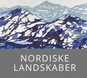 Moderne nordiske landskabsmalerier
