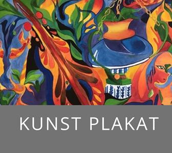 Kunst plakater